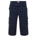Mens Cargo Shorts in Navy