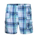 Boys Short Multi Pocket Shorts in Mint